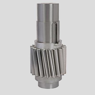 Helical-shaft